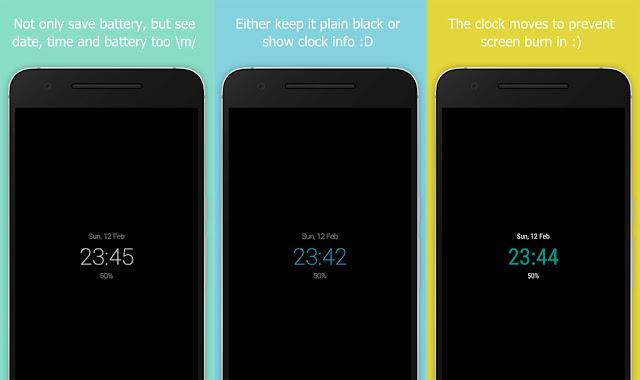 Với Blackr,  Always On Display có thể áp dụng trên mọi thiết bị Android