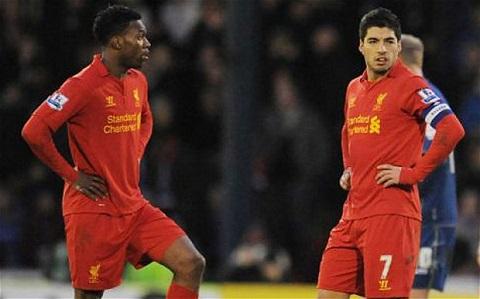 Đội tấn công đáng gờm của Liverpool