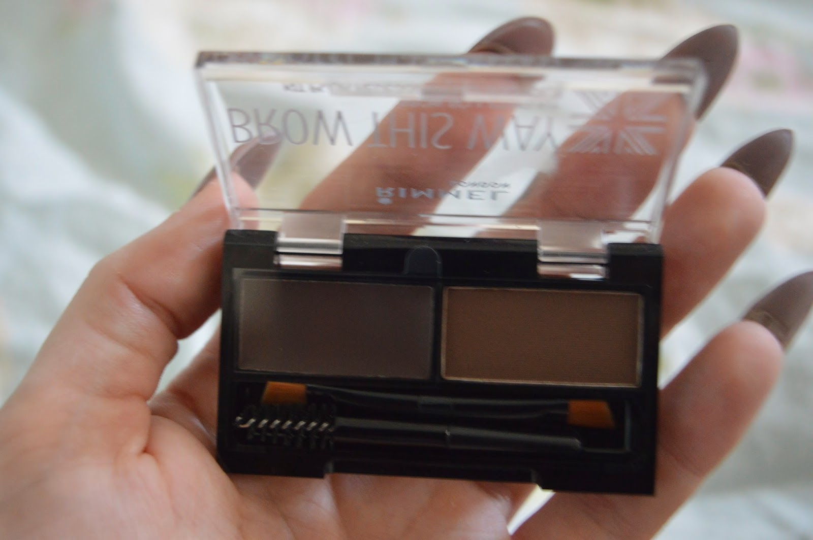 Rimmel Brow this way review