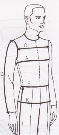 pamela powell : Tailoring 101 Men's wear