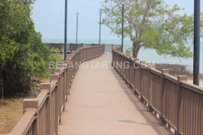 Laluan Pejalan Kaki Pulau Burung