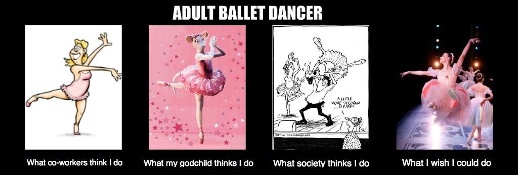 Adult Ballet Dancer 74