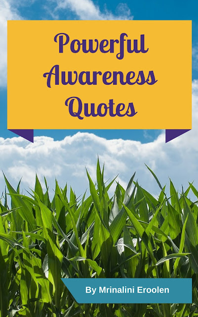Awareness Quotes