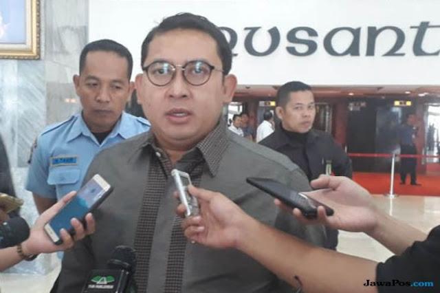 Soal Sikap Ngabalin, Fadli Zon Dukung Pernyataan Ombudsman