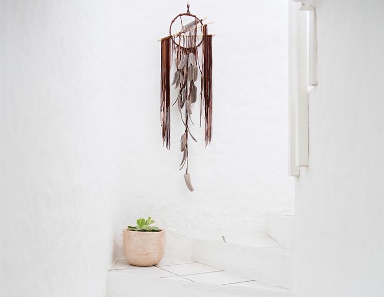 atrapasueños-escalera-estilo-nordico-escaleras-blanca-decoracion-nordica-estilo-boho-decoracion-bohemia