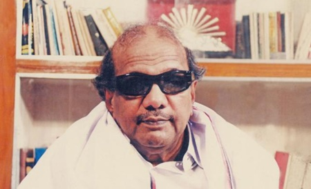 Karunanidhi life history