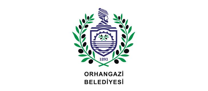 Bursa Orhangazi Belediyesi Vektörel Logosu