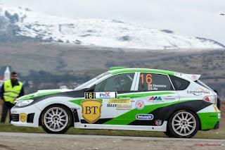 Florin Tincescu - Sergiu Itu - Tess Rally 2016