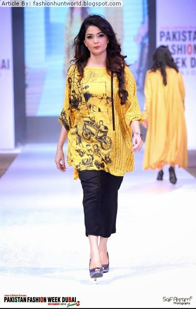 7b8f42478d0d Ego Fall-Winter Dresses 2015 At Pakistan Fashion Week Dubai - Season ...