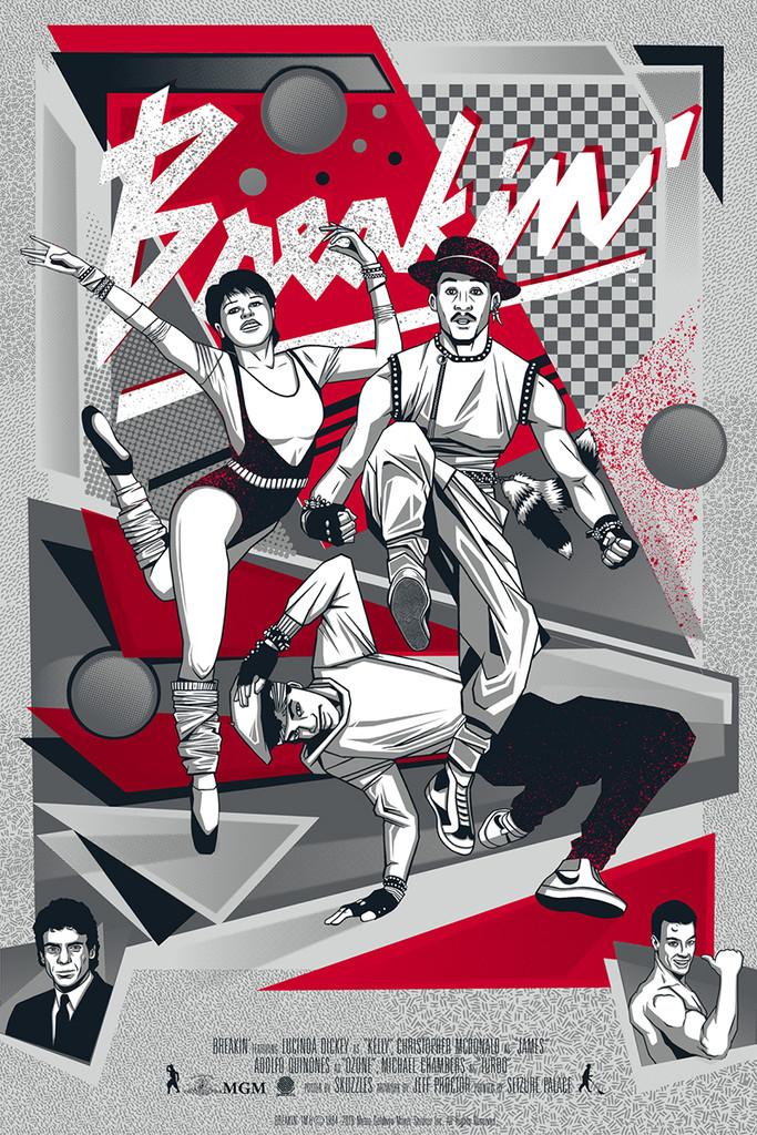 Breakin 2 Movie Poster 24x36