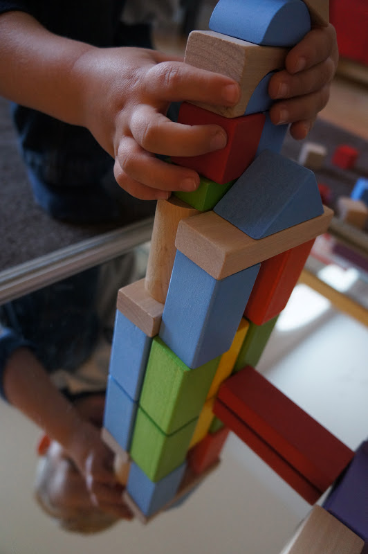 Playful Learning In The Early Years Mirror Building