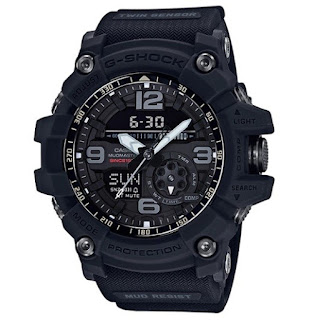 Casio G-Shock GG-1035A-1A 35th Anniversary BIG BANG BLACK