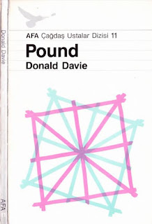 Donald Davie - POUND