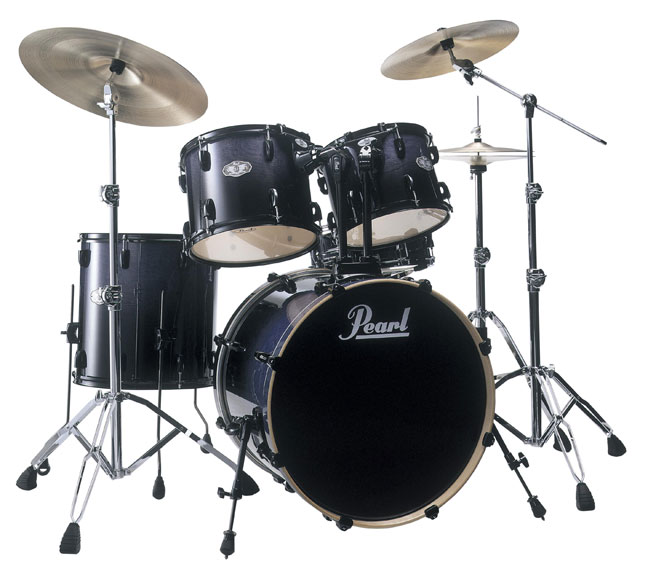 Pearl Vision Birch Lacquer Series Drum Set Find Your