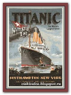 "Heritage Crafts Серия: Nostalgia ""NTT368 Titanic"""