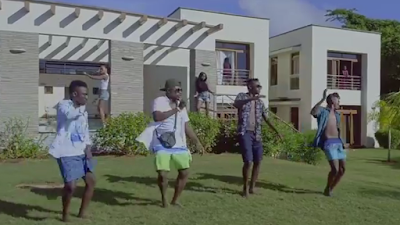VIDEO Alikiba , Abdukiba ,Cheed , Killy & K-2GA (Kings Music) – TOTO