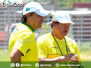Luis Marín Camacho y Marciano Saldías asumen el mando en Oriente Petrolero - DaleOoo