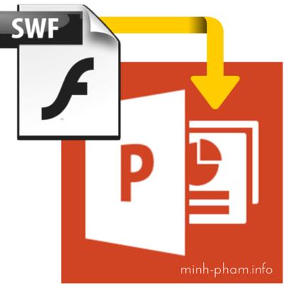 Chèn file swf vào powerpoint 2010