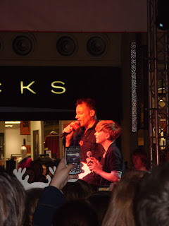 The Mall, Norwich – Christmas Light Switch On