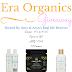 Era Organics Giveaway Blogger Opp