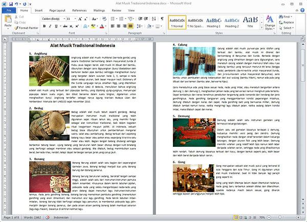 alat musik tradisional indonesia, alat musik daerah dan asalnya beserta gambarnya, kumpulan alat musik tradisional dan keterangannya