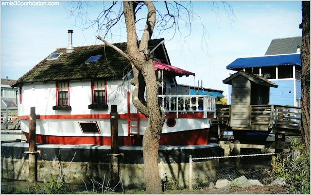 Casas Flotantes, Sausalito