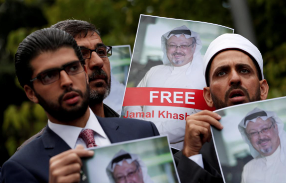 Fake news or chilling message? Journalist's disappearance divides Saudis