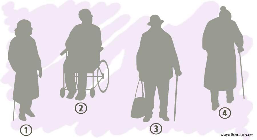 Test: ¿Con qué anciano te identificas? Tu respuesta te dirá  qué esperar del futuro