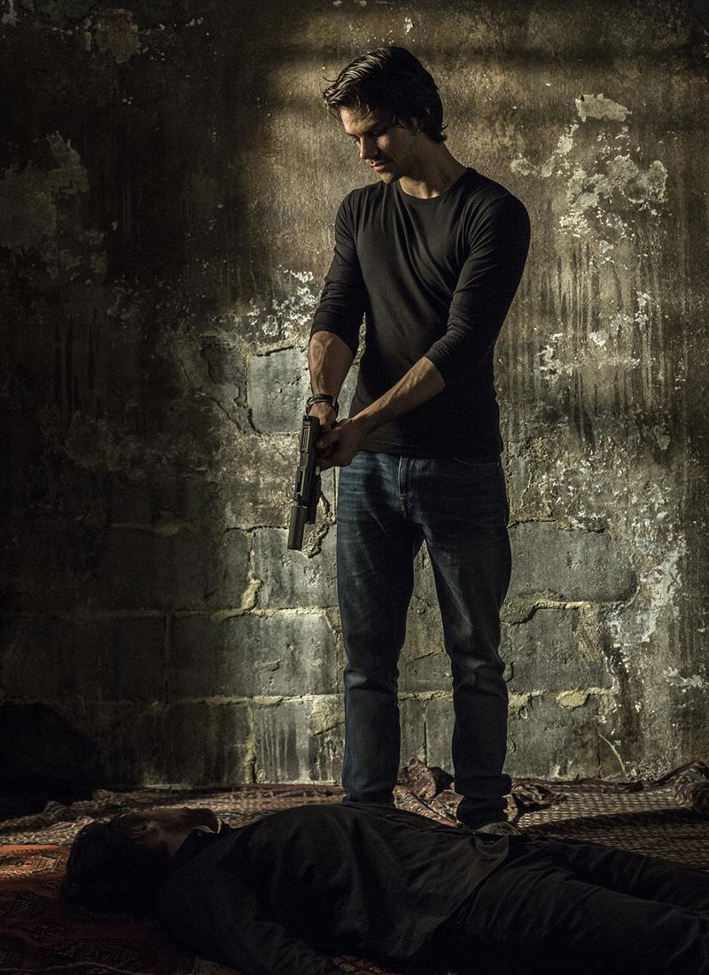 Maze Runner's Dylan O'Brien in Latest Full-Throttle Action ...