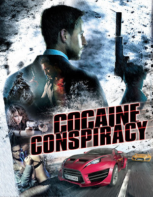 Cocaine Conspiracy Poster