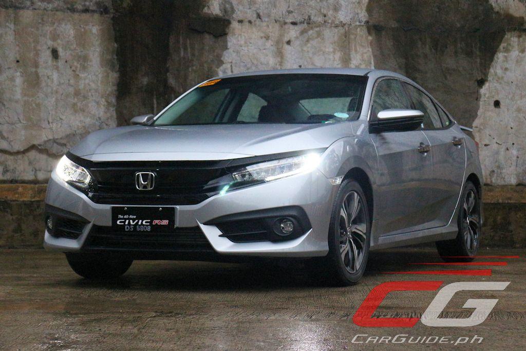 Review 2016 Honda Civic RS Turbo