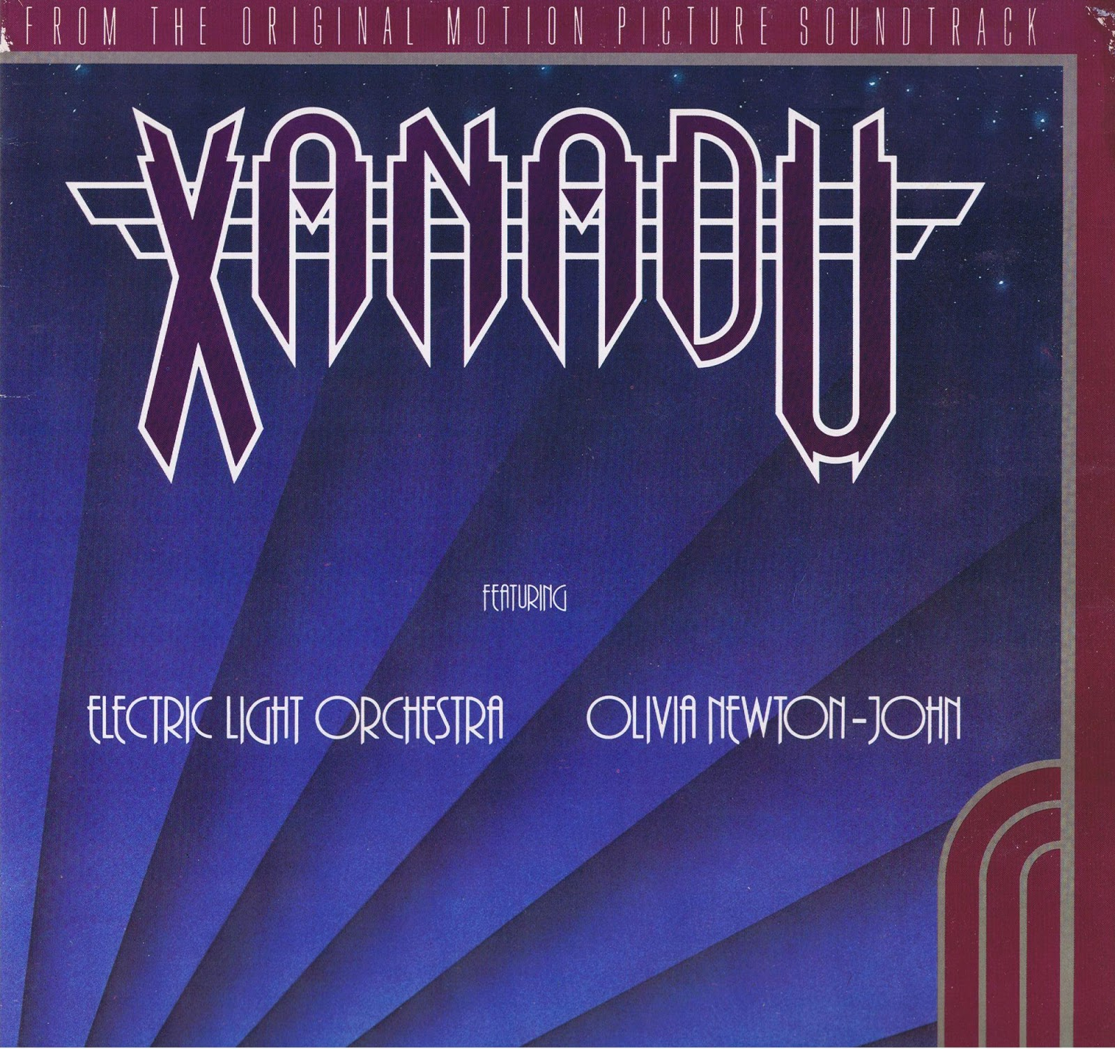 xanadu soundtrack - photo #9