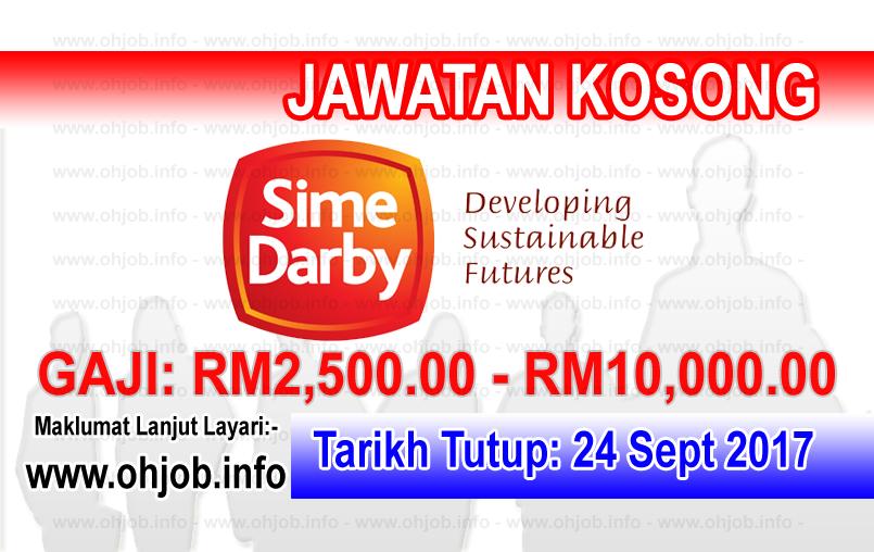 Jawatan Kerja Kosong Sime Darby Property logo www.ohjob.info september 2017