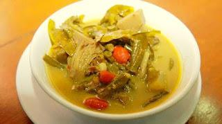 Kuah Pliek U Makanan Tradisional Dari Aceh