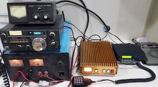 Marine VHF radio - ALAT KOMUNIKASI PADA KAPAL