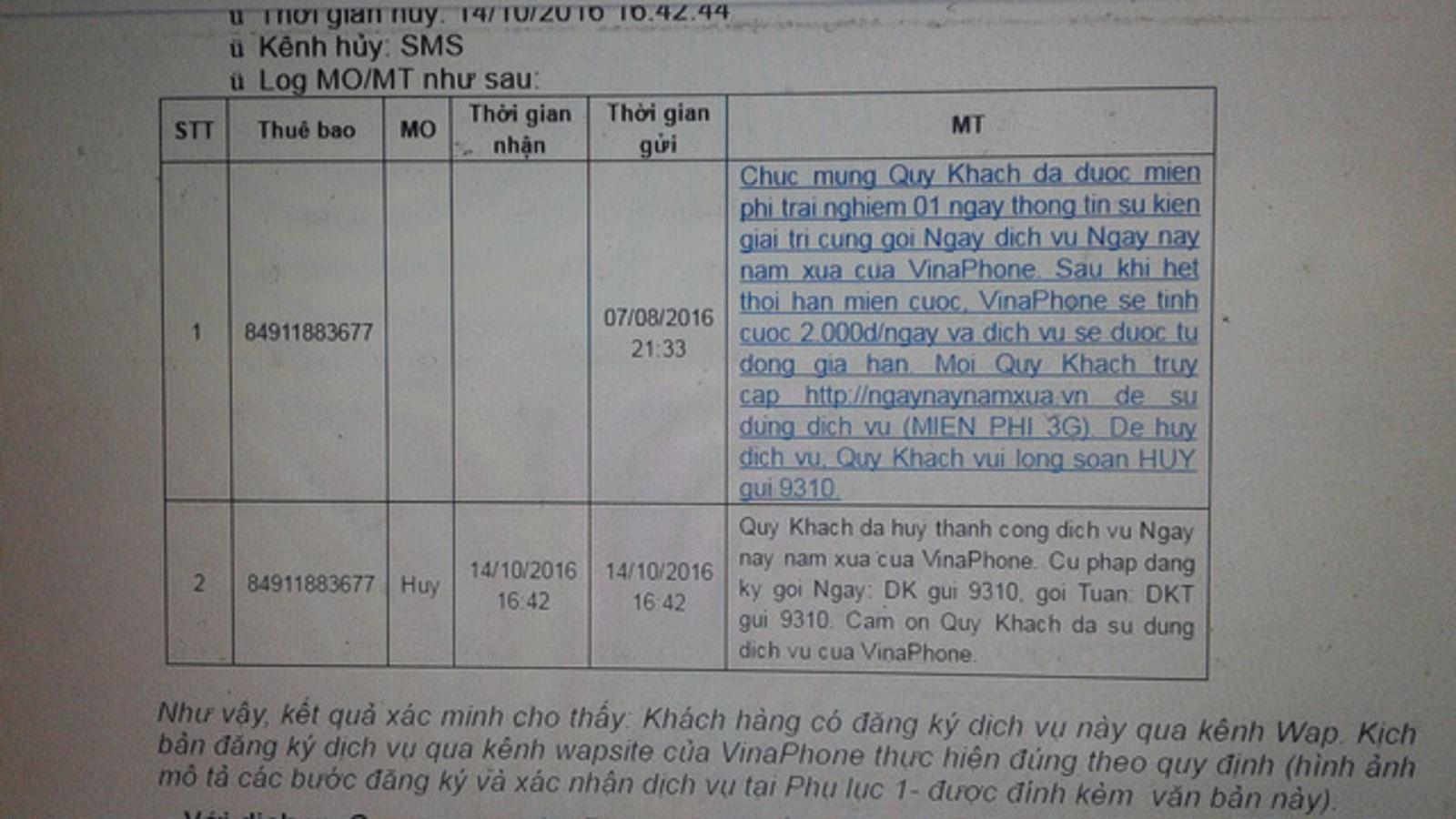 """Gia Lai: Nhà mạng Vinaphone bị """"tố"""" oan?"""
