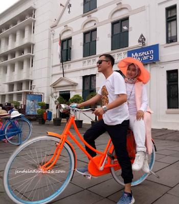 Berikut Beberapa Spot Foto Kota Tua Yang Sangat Istagramable