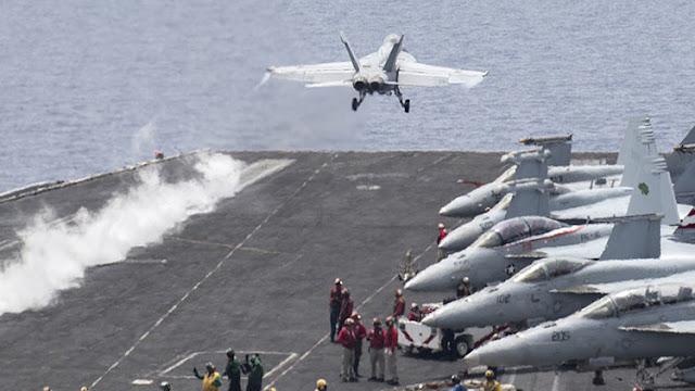 EE.UU. bombardea por primera vez al Estado Islámico en Libia