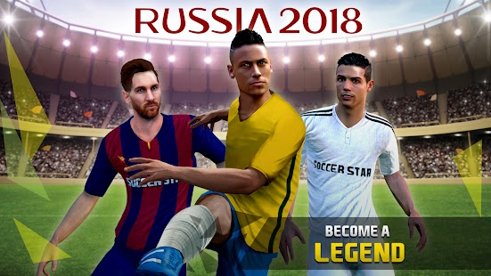 Soccer Star 2019 World Cup Legend: Road to Russia! Apk Mod Free on Android Game Download