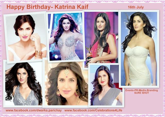 Happy Birthday Katrina Cake