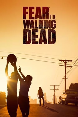 Capa de Fear the Walking Dead