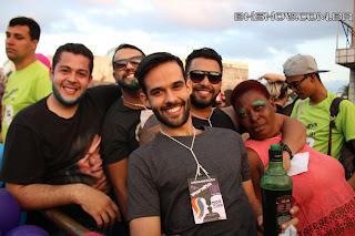 IMG 0087 - 13ª Parada do Orgulho LGBT Contagem reuniu milhares de pessoas