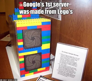 primo server lego
