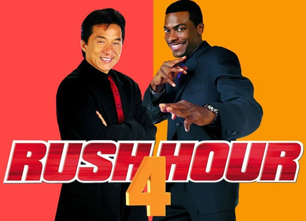 Rush Hour 4 Jackie Chan dan Chris Tucker