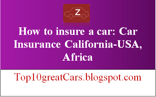 Discount Car Insurance For Good Driving Record