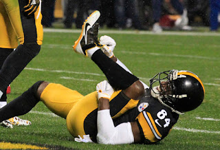 Fantasy Football Championship Antonio Brown Injury