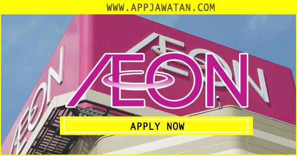Jawatan Kosong di AEON Co. (M) Bhd