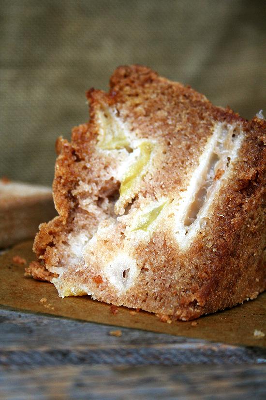 Teddies Apple Cake