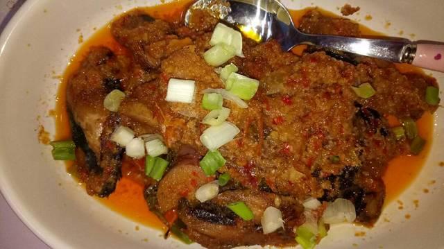 Resep ikan tongkol balado ala rumah makan ciwidey