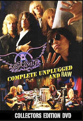 Aerosmith MTV Unplugged 1990 DVD R1 NTSC VO